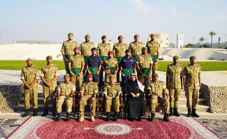 National Guard holds graduation ceremony