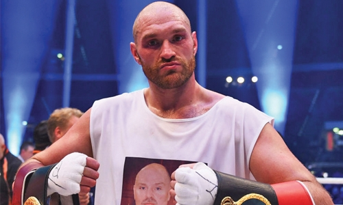 Tyson Fury comeback one step closer