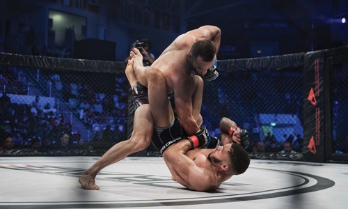 Full Fight card announced for Brave 10