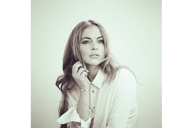 Lindsay Lohan finds lockdown  life in Dubai challenging