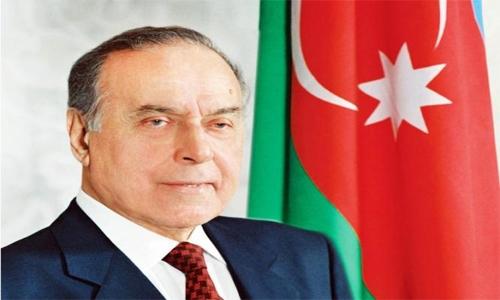 12 December – Memorial day of Heydar Aliyev, the national leader of Azerbaijani people!