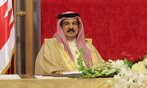 'Bahrain duty-bound' to secure maritime routes