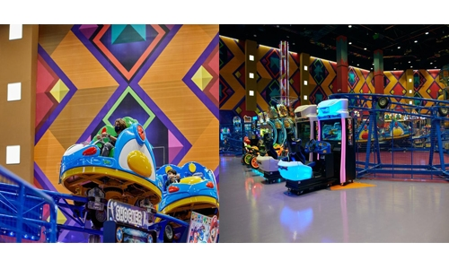 It's time to play at Funscape Play at Mall of Dilmunia!