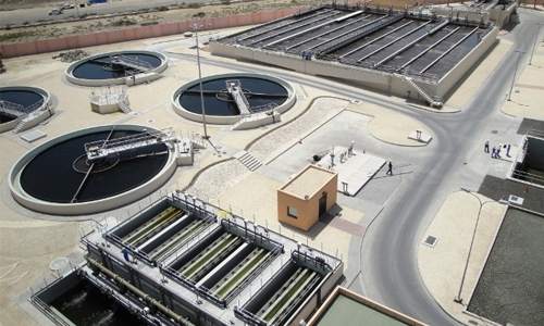 Tubli wastewater plant expansion plans discussed