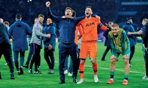 'Champions League glory would transform Spurs'