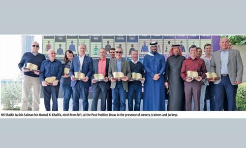 Bahrain in final preparations for International Trophy