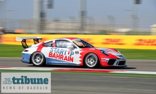 Koehler makes fine start to season-opening round in Porsche Sprint Challenge ME