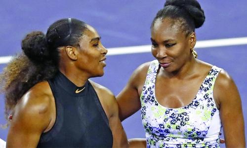 Venus cuts Serena's comeback short