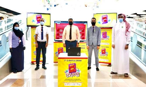 LuLu 'SHOP BIG, WIN BIG' raffle rewards 2,800 shoppers with BD 175,000