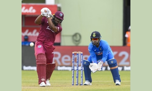Rain plays spoilsport as Gayle misses history bid against India