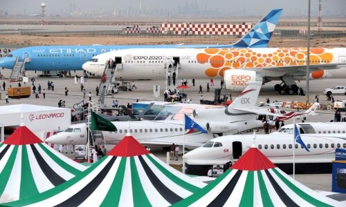 Dubai Airshow to take place under capacity restrictions