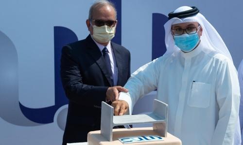 SULB inaugurates $20 million wharf at Salman Industrial City