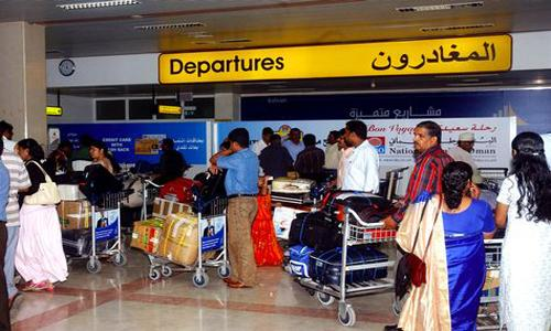 Passenger traffic at Muscat International Airport increases by 16%