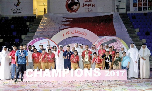 Big win for Muharraq