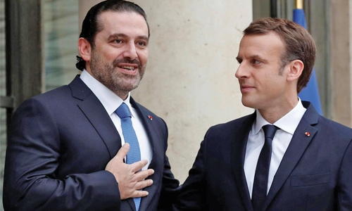 Hariri promises to return for Independence Day