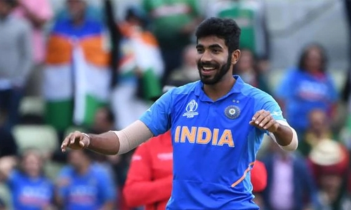 Practice makes perfect for India's deadly Bumrah