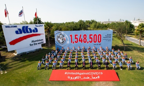 Alba achieves highest-ever record in its operational performance