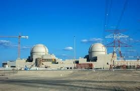 UAE loads fuel rods at Arab world's first nuclear plant