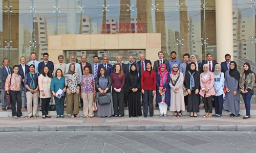 RCSIB, GAPIO host joint-research meeting