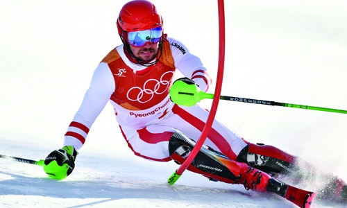 Marcel Hirscher earns his first Olympic gold, silencing 9 million Austrians