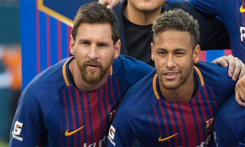 Money no obstacle for PSG as they reunite Messi with Neymar