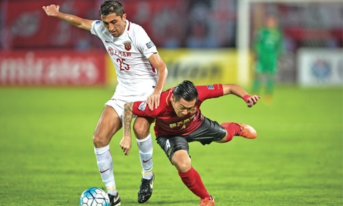 Shanghai SIPG into AFC semis