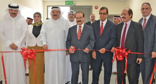 Minister opens  220kv airport facility