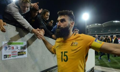 Australia skipper Jedinak out of Confederations Cup