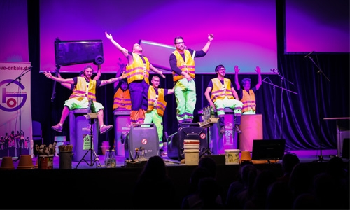 Spring of Culture: Groove Onkels to perform tomorrow