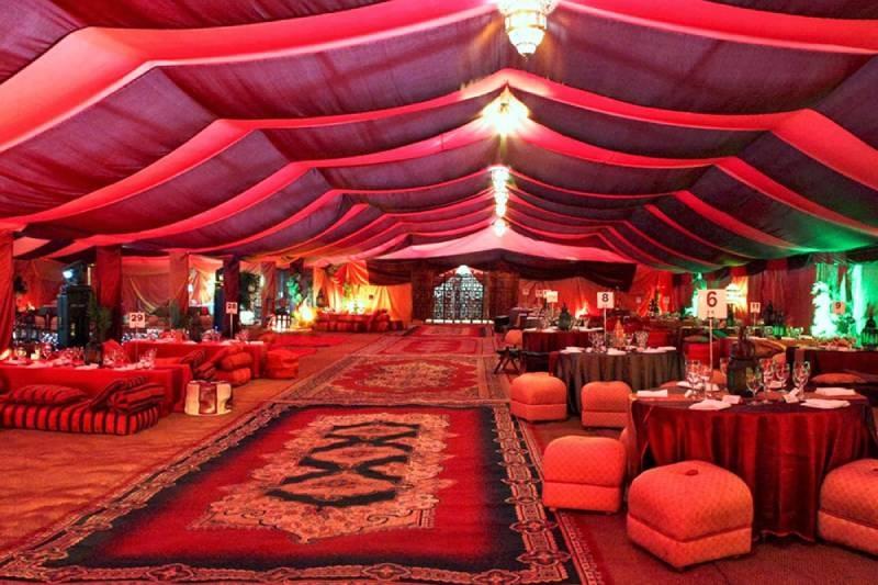 Crack down on unsafe Ramadan tents
