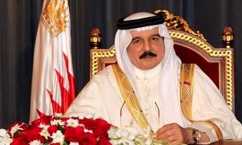 Congratulations continue for HM King for rare US award