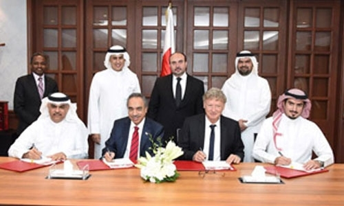 Sakhir gets new conference and exhibition centre
