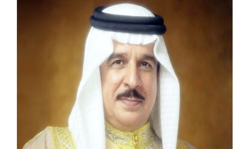 HM King hails BRAVE CF for organising 50 editions of the event