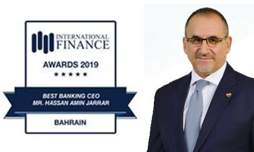 """BisB named """"Most Innovative Digital Bank - Bahrain"""""""