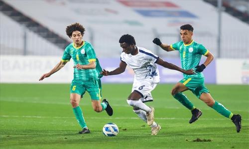 Najma battle past Malkiya in football league