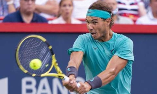 Nadal, Thiem cruise on