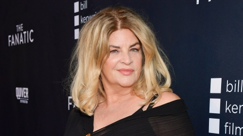 Kirstie Alley responds to 'nasty people' criticizing her decision to vote again for Donald Trump
