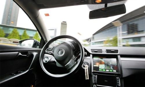 'Car nation' Germany distrustful of driverless vehicles