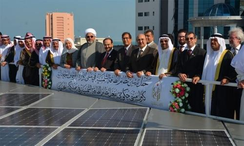 Solar energy to power Waqf