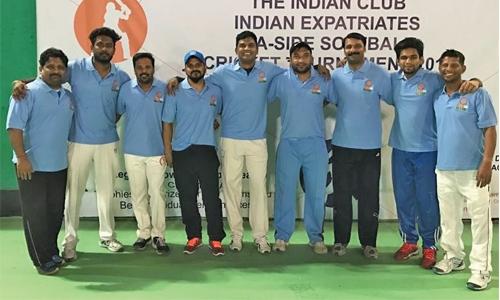 Softball cricket: Double joy for Chak de India