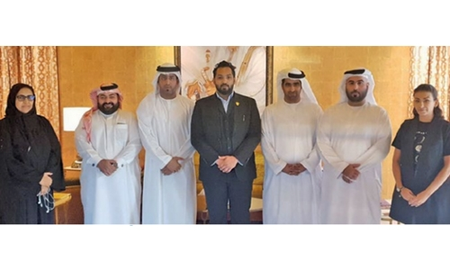 Bahrain, UAE look to extend relations to combat sports