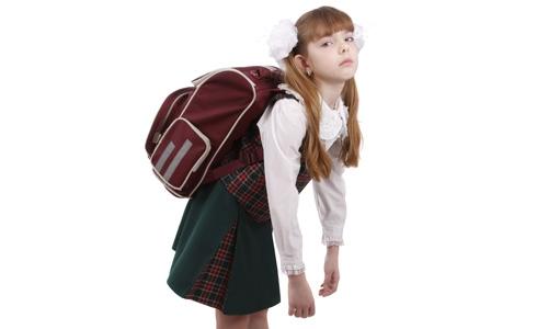 Heavy schoolbags: Boon or Bane?
