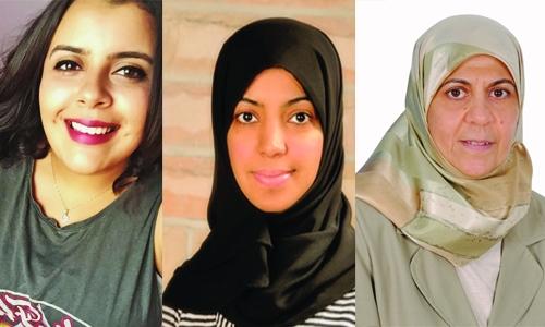 Bahrain hails Saudi female election candidates