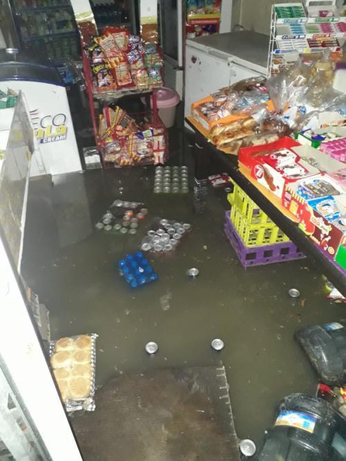 Showers cripple Riffa residents
