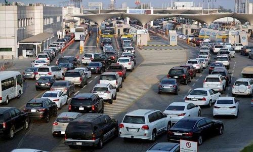 King Fahd Causeway ready to receive passengers