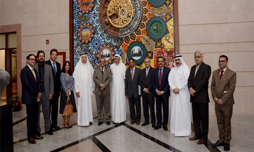 Bahrain India Society and Indian Embassy to deepen ties