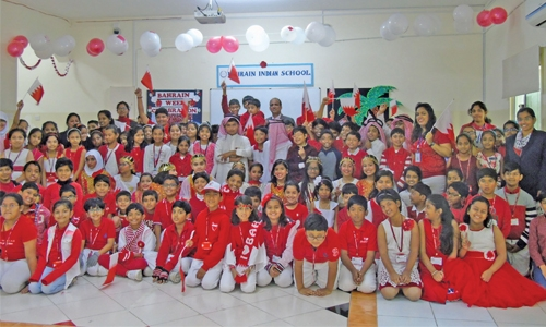 BIS celebrates Bahrain National Week
