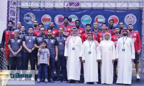 Bahrain win bronze in GBA event