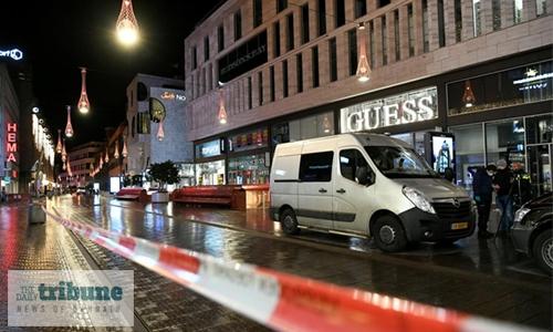 No evidence suspect in Hague stabbing had terrorist motive