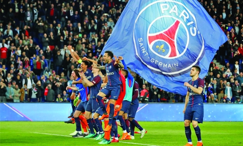 PSG thrash AS Monaco to clinch Ligue 1 title